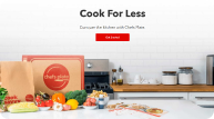 chefs plate screenshot
