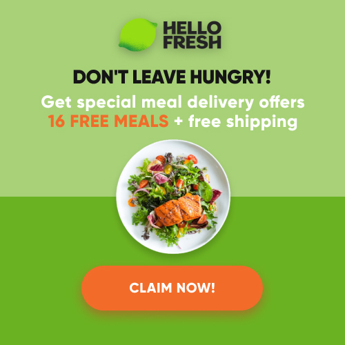 exit hello fresh 16 meals