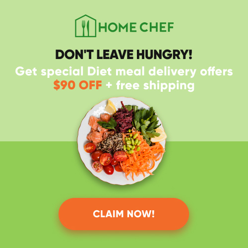 home chef DIET ext 90